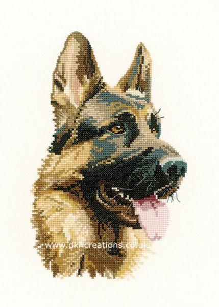 Cash Cross Stitch Kit